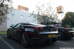 British Classic Welcome 2014 - Ferrari 430 Scuderia (Deux-Chevrons.com) Tags: ferrari430scuderia ferrarif430scuderia ferrari430 ferrarif430 ferrari 430 scuderia 430scuderia voiture car coche auto automobile automotive lemans britishclassicwelcome 24hdumans 24heuresdumans 24hoflemans