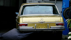 Mercedes W108 US-Spec (vwcorrado89) Tags: benz mercedesbenz mercedes w108 usspec w 108 45 se s sklasse sclass klasse class