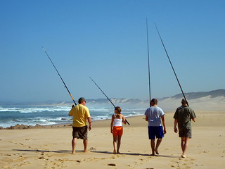 South Africa Luxury Hunting Safari - Beach 8