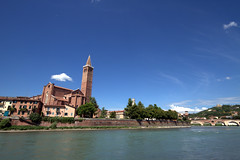 Verona (vastanogiovanni) Tags: fiumi chiese verona veneto vacanze 2010