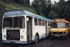 Looking a bit rough (co-ophistorian) Tags: redditch bus national express bristol ecw midland red