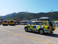 Ambulances in the aid of syrian refugees greece (info@4thechildren.org.uk) Tags: for the children 4thechildren 4 hunger starvation donation aid food humanitarian school education orphans uk yemen syria gambia africa famine middle east war crisis refugees kids adult people projectprogramwidowsfacessignificantcholeraoutbreak saysunbbcnewsorphans charity