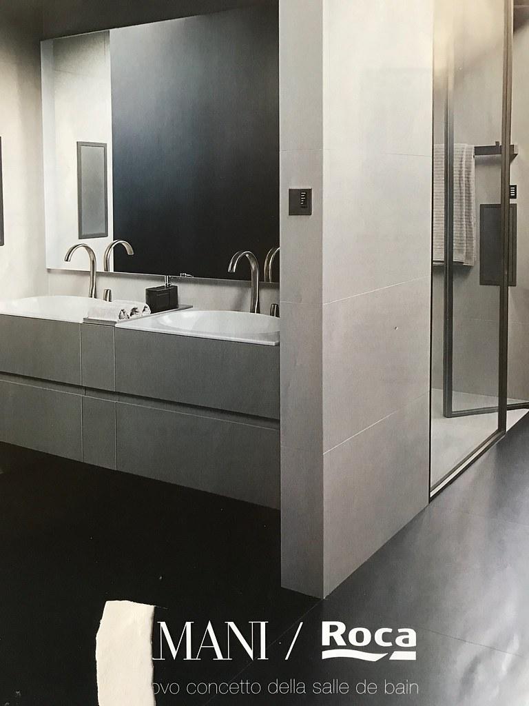 Mobile lavabo Roca