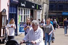 Superdrug Adnams and Ellesse (Bury Gardener) Tags: streetphotography street streetcandids candid candids people peoplewatching folks 2017 strangers burystedmunds suffolk eastanglia england uk cornhill