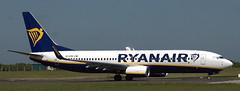 Boeing 737-8AS EI-FZO (707-348C) Tags: dublinairport dub eidw airliner jetliner boeing boeing737 ryanair ryr eifzo b738 collinstown passenger dublin