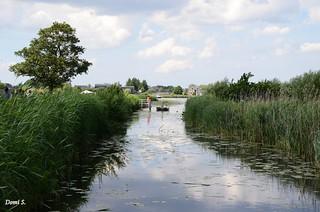 canaux de Kinderdijk