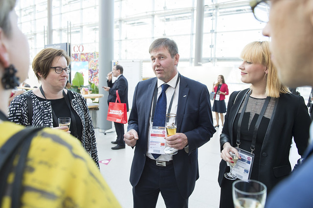 Risto Murto and Krista Huhtala-Jenks