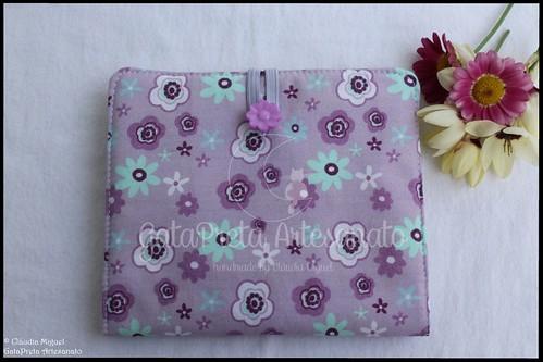"Bolsa para pensos ""Lilac Flowers"""