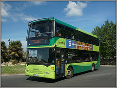 Southern Vectis 1150, Ryde (Jason 87030) Tags: green livery revised scania omnicity wight iow rare pretty exclusive capture explore exist amazing pro amateur snap photo super great fantastic world bright light art photograph new trip uk sky travel sweet yummy bestoftheday smile picoftheday life allshots look nice likes lol flickr photostream ilsand isleofwight goahead may 2017 shot road 1150 hw09bcu