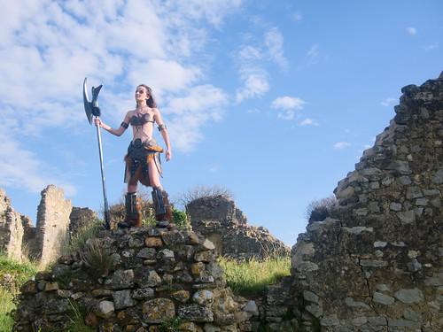 Shooting Skyrim - Ruines d'Allan -2017-06-03- P2090581