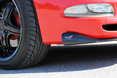 2002 Chevrolet Corvette (crusaderstgeorge) Tags: crusaderstgeorge cars classiccars chevrolet americancars americanclassiccars arenawheels sweden sverige sandviken redcars red 2002chevroletcorvette 2002 corvette cool supercars summertime