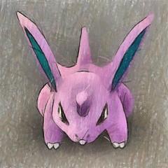 Nidoran (cycophuk23) Tags: pokemongo pokémon pokemon nidoran autopainter
