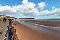 Filey Brigg (Mike.Dales) Tags: fileybrigg northyorkshire england coast sand promenade