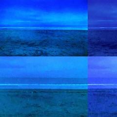 Gorwel / Horizon: Afon Dyfrdwy / River Dee (FfotoMarc) Tags: