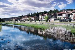 Salduero (cvielba) Tags: duero picosdeurbion reflejos rio salduero soria