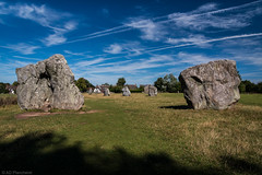 On lines of power, Avebury (Anthony P26) Tags: avebury category england flickrpost landscape places wiltshire bluesky whiteclouds clouds countryside shadow shade stones stonecircle neolithic canon canon70d canon1585mm uk unitedkingdom british greatbritain britain ancientcivilisation stone sacred grass landscapephotography travelphotography outdoor village