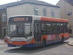 Photo of Centrebus 510 YX60 DXR