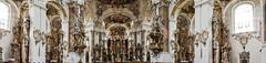IMG_4169-Panorama-Modifier - Abbaye Ottobeuren (xsalto) Tags: abbaye ottobeuren bavière baroque