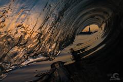Glass House (decompreSEAN) Tags: wave waves waveporn rx100v sonyrx100v sonyrxmoments barreled california centralcalifornia centralcoast ocean sand sun beach saltwatercures surf bodysurf bodyboard saltwater glass santacruz