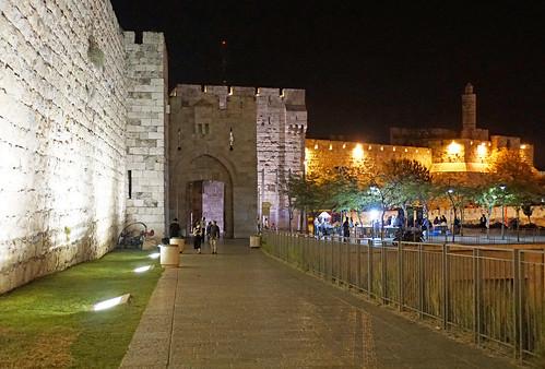 From flickr.com: Old City of Jerusalem {MID-217584}