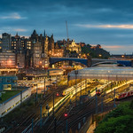 Edinburgh Night Walking thumbnail