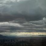Salt Lake and Salt Lake. #utah #utahgram #utahisrad #sunset thumbnail