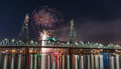 Rose City Festival - 2017 (Shadman Samin) Tags: portland oregon pdx festival fireworks firework epic scene