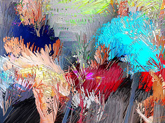 Resignation wit Abstraction (SHY) (virtual friend (zone patcher)) Tags: photograph picture photobasedart photoprocessing photomorphing hallucinatoryrealism contemporarydigitalartist contemporarydigitalart modernsurrealism contemporaryabstractartist contemporarysurrealism moderndigitalart surrealdigitalart abstractcontemporary contemporaryabstract digitalartwork digitalarts surrealistic surrealartist modernart modernartist contemporaryartist fantasy photomanipulation photoartwork manipulated manipulatedimages manipulatedphoto graphicdesign graphicart psychoactivartz zonepatcher newmediaforms computerdesign digitalart digitaldesign design computer digitalabstractsurreal abstractsurrealism surrealistartist digitalartimages abstractartists abstractwallart abstractexpressionism abstractartist contemporaryabstractart abstractartwork abstractsurrealist modernabstractart abstractart digitalabstract surrealism representationalart technoshamanic technoshamanism futuristart lysergicfolkart lysergicabsrtactart colorful cool trippy geometric newmediaart psytrance