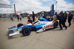 IMS Pole Day 2017 (Palmer Crampton) Tags: ims indianapolis motor speedway indycar indy500 alonso montoya daly
