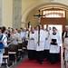 A 70 éves Blanckenstein Miklóst köszöntötték Esztergomban