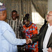 Governor of Borno welcomes IITA Team to the State