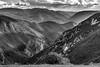 Valnerina - Visso (MC) (Luigi Alesi) Tags: fema sibillini visso marche macerata valnerina parco nazionale dei monti valle montagna mountain bianco e nero black white paesaggio landscape scenery nature natura nikon d7100 raw