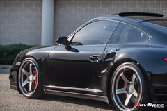 "ADVAN GT - Porsche Turbo - Hyper Racing Black • <a style=""font-size:0.8em;"" href=""http://www.flickr.com/photos/64399356@N08/34479299074/"" target=""_blank"">View on Flickr</a>"