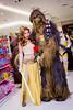 Jedi Belle (Izabel Cortez) Tags: belle beauty beautyandthebeast starwars starwarsphilippines chewie chewbacca mandalorian jedi disneyprincess disney lucasfilms maythefourthbewithyou