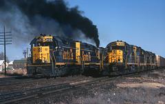 Smoky Departure (joemcmillan118) Tags: santafe arizona seligman