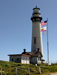 Pigeon Point Lighthouse (rwchicago) Tags: california lighthouse pigeonpoint highway1 pacificcoasthighway pch lightandshadow nationalregisterofhistoricplaces nrhp californiahistoricallandmark landmark