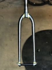 uni-crown fork