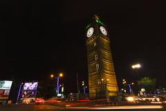 The Big Ben, Kolkata (rahul_th) Tags: incredibleindia india kolkata westbengal westbengaltourism canon canon77d longexposure nightphotography