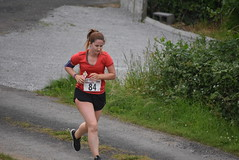 Killyon NS 5KM Road Race 2017 (Peter Mooney) Tags: running ireland rural country participation fun hillofdown killyon meath june 2017 canal road 5km