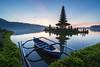 Boat & Temple  [EXPLORE] -  Bali Photography Tour (Pandu Adnyana Photography Tour) Tags: sunrise bratan lake beratan bedugul temple hindu bali indonesia baliphotographytour baliphotographyguide balitravelphotography balilandscapephotography travel guide tour