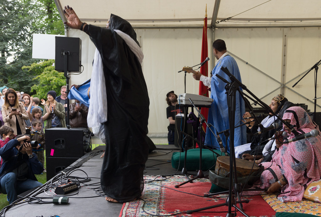 Mnat Aichata A Southern Morocco Band [Africa Day 2017 Dublin]-128852