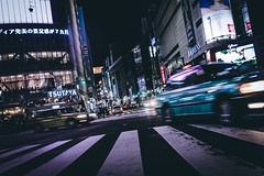 #Shibuyascapes https://500px.com/photo/213252909 (KT.pics) Tags: 500px city street night car transportation urban cityscape speed japan taxi dark mood moody tokyo atmosphere dramatic shibuya cinematic light shadow exploration impact low angle cyberpunk posted 渋谷 ktpics 500pxtours neo koukichi takahashi