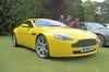 _DSC1175 (John McCulloch Fast Cars) Tags: astonmartin v8vantage yellow mv08cln