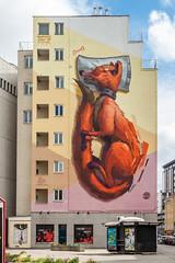 Artist: Fat Heat (anthsnap!) Tags: bratislava slovakrepublic slovakia streetart fatheat
