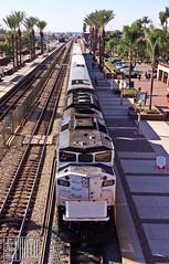 2014-11-29 Fullerton CA SCAX851 F59PH (maximaguy97) Tags: fullerton california passenger emd electromotive f59ph scax851 metrolink