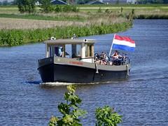 Reitdiepveer (frits huisman) Tags: veerboot reitdiep winsum aduarderzijl reitdiepveer