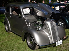 1948 Ford Anglia 2-door (D70) Tags: allbritish field meet vandusen botanical garden vancouver bc canada youtubeereh1qcogqs nikon d750 28300mm f3556 1948 ford anglia 2door shaughnessy britishcolumbia inexplore