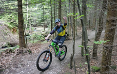 richie rude cz (Hagbard_) Tags: bike mtb mountainbike trailbike ride enduro czech rychleby sport tour outdoor outside trailriding wood fun life friends beautiful mtbisokay nature photography rychlebskéstezky