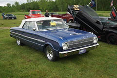 1963 Ford Falcon Futura Convertible (Crown Star Images) Tags: convertible droptop ragtop