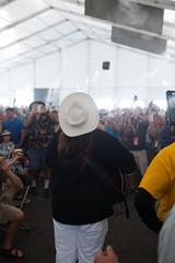 2017-05-07 - Sunday - Jazzfest Day 7-0213 (Shutterbug459) Tags: 2017 20170506 bluestent day7 jazzfest jonathanboogielong neworleans neworleansjazzheritagefestival sunday